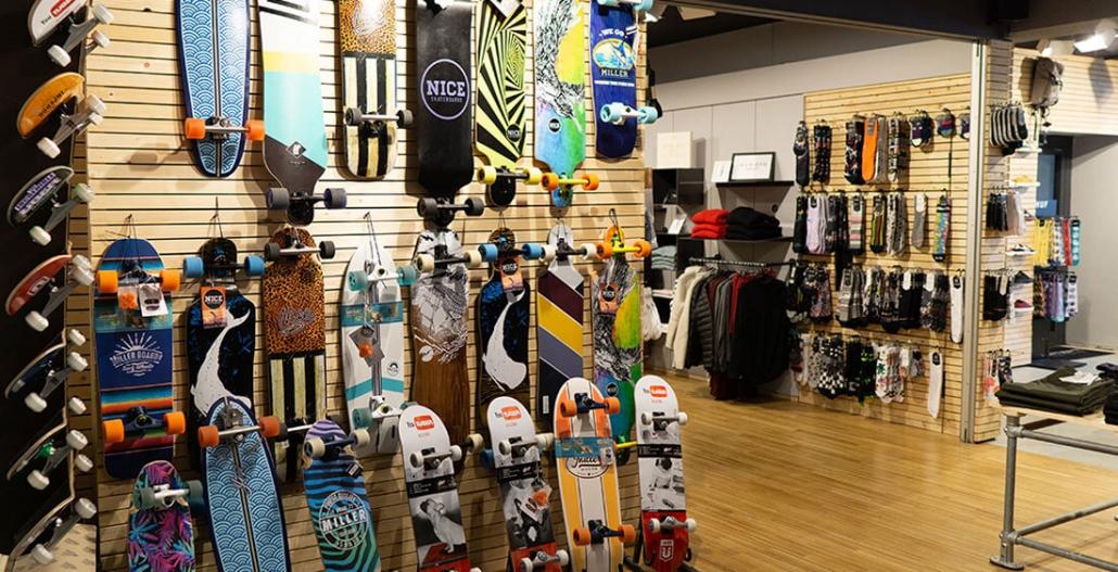 Skate-&Longboards