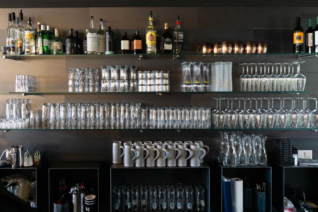 Getränke Bar