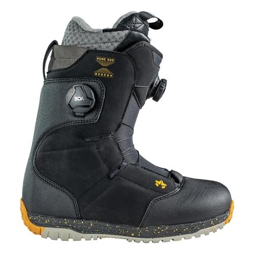 Boot Rome Bodega Boa (Black)