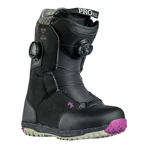 Boot Rome Bodega Boa WMS (Black)