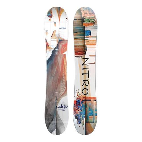Snowboard Nitro Santoku