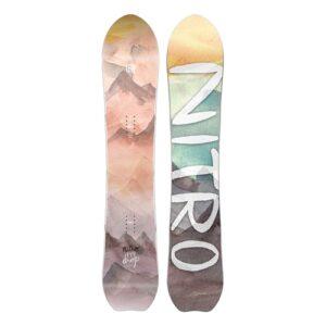 Snowboard Nitro Drop