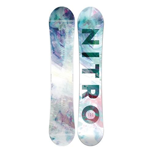 Snowboard Nitro Lectra