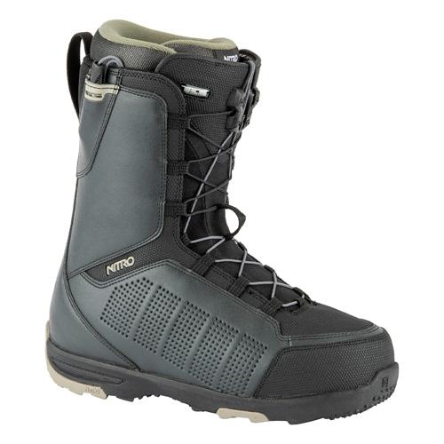 Boot Nitro Thunder TLS (Black)