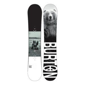 Snowboard Burton Process