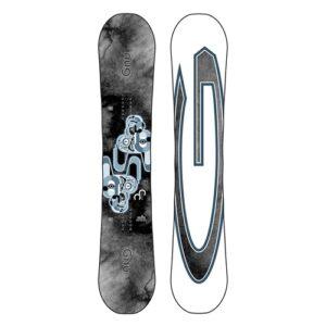 Snowboard Gnu Carbon Credit