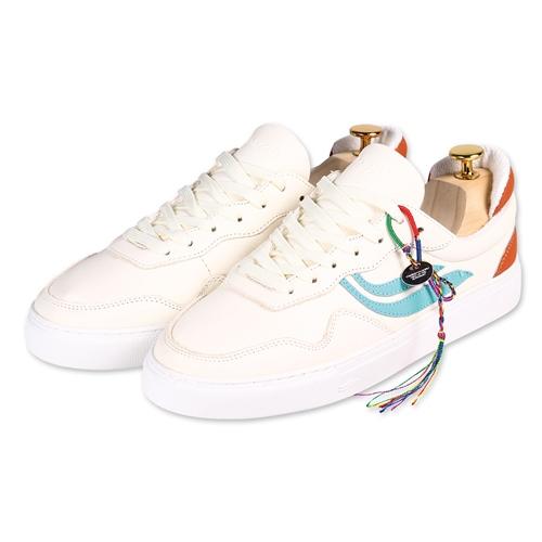 Sneaker Genesis G-Soley (Wht/Tu/Ora)