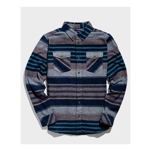 UbB Responsible Flannel (Brown) – Hemd
