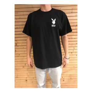 HUF Playboy Oct. 1971 (Black) – T-Shirt