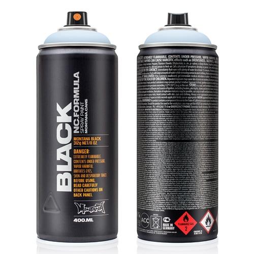 Graffiti Sprühdose BLK5200 Ice Blue