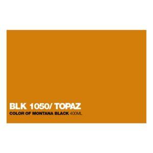 Graffiti Sprühdose BLK1050 Topaz