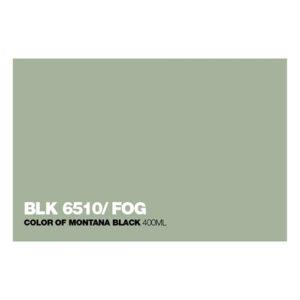 Graffiti Sprühdose BLK6510 Fog