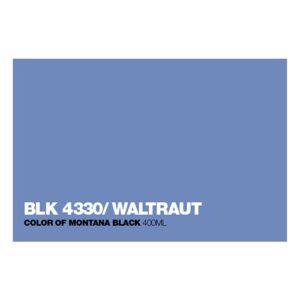 Graffiti Sprühdose BLK4330 Waltraut