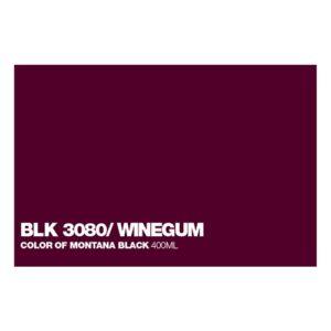 Graffiti Sprühdose BLK3080 Winegum