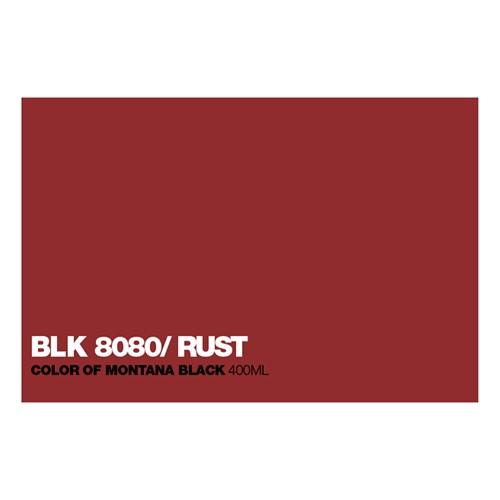 Graffiti Sprühdose BLK8080 Rust
