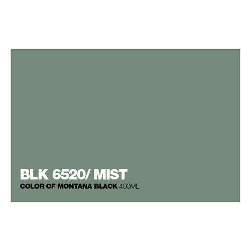 Graffiti Sprühdose BLK6520 Mist