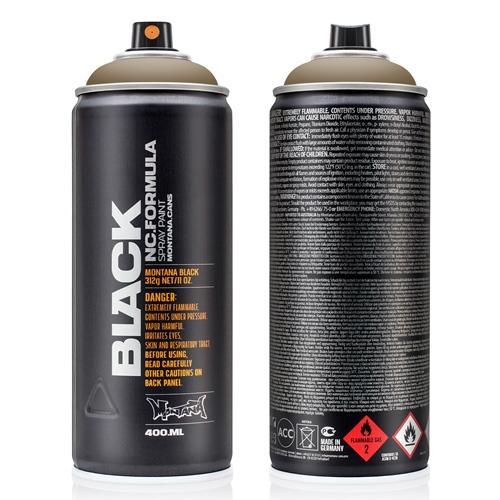 Graffiti Sprühdose BLK6630 Pan