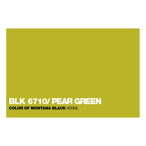 Graffiti Sprühdose BLK6710 Pear Green