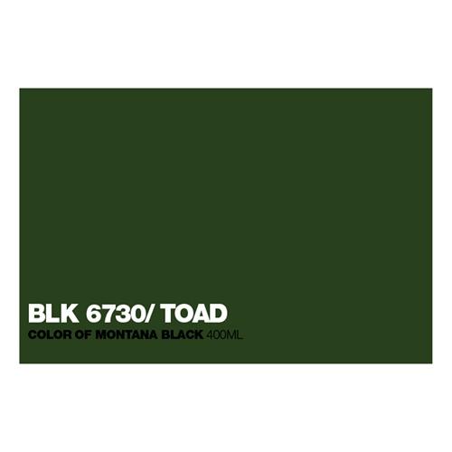 Graffiti Sprühdose BLK6730 Toad