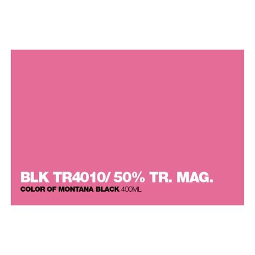 Graffiti Sprühdose BLKTR4010 50%TMagenta