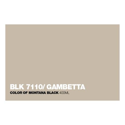 Graffiti Sprühdose BLK7110 Gambetta