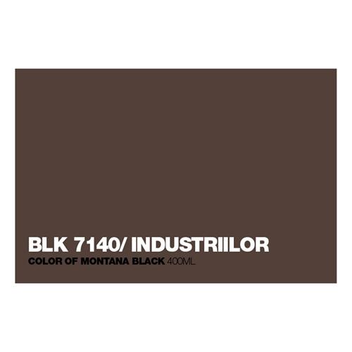 Graffiti Sprühdose BLK7140 Industrillor