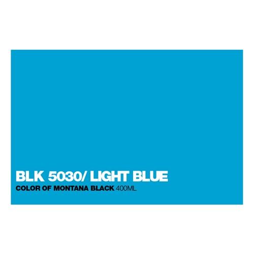 Graffiti Sprühdose BLK5030 Light Blue