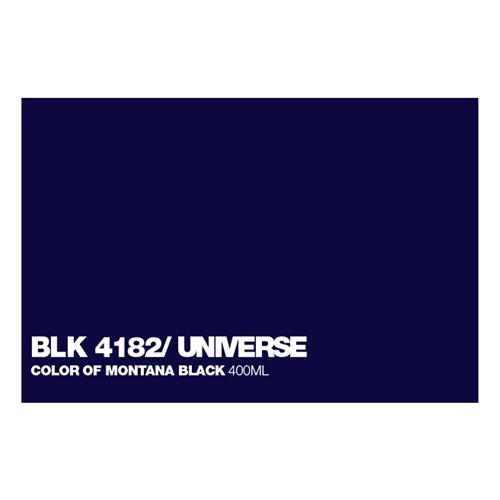 Graffiti Sprühdose BLK4182 Universe