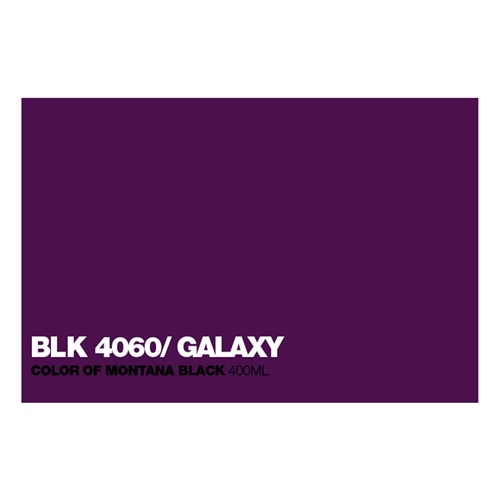 Graffiti Sprühdose BLK4060 Galaxy