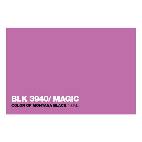 Graffiti Sprühdose BLK3940 Magic