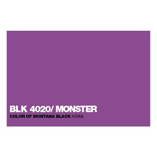 Graffiti Sprühdose BLK4020 Monster