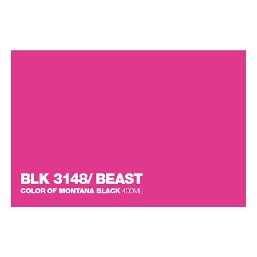 Graffiti Sprühdose BLK3148 Beast