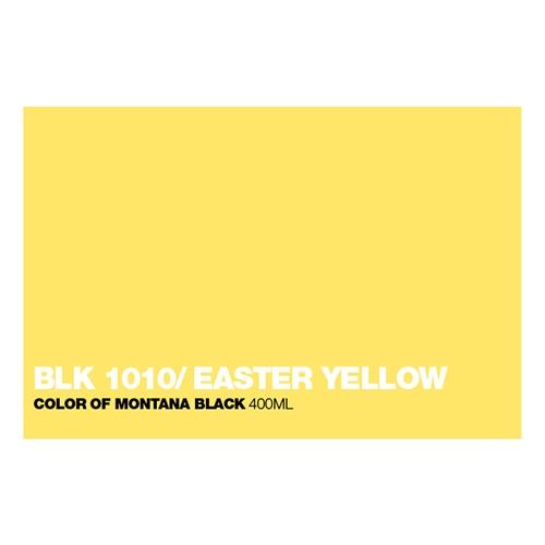 Graffiti Sprühdose BLK1010 Easter Yellow