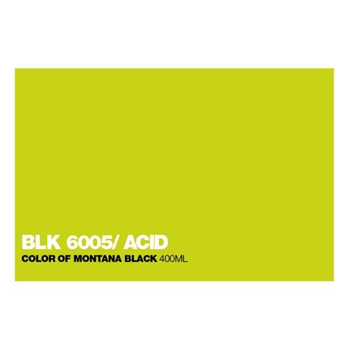 Graffiti Sprühdose BLK6005 Acid