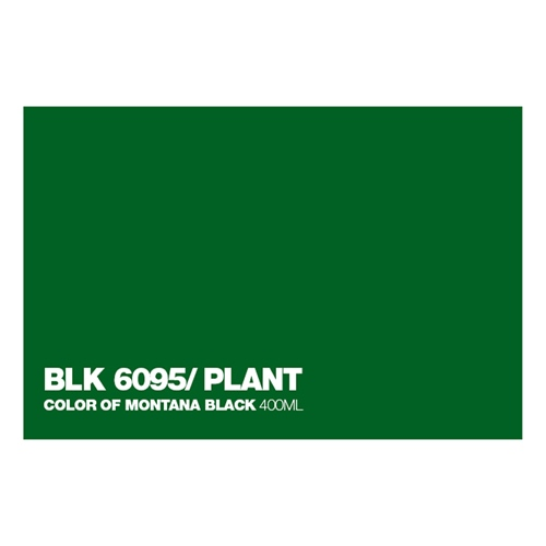 Graffiti Sprühdose BLK6095 Plant