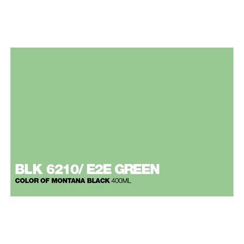 Graffiti Sprühdose BLK6210 E2E Green