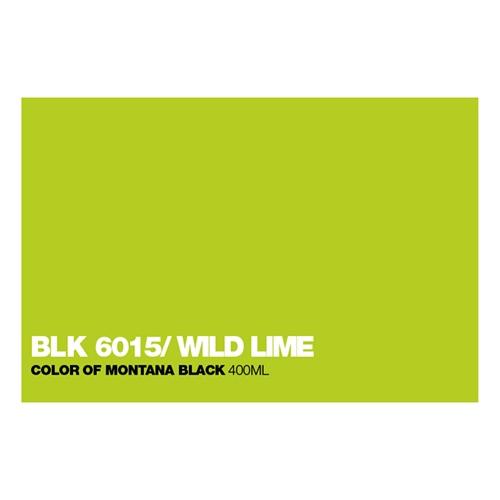 Graffiti Sprühdose BLK6015 Wild Lime