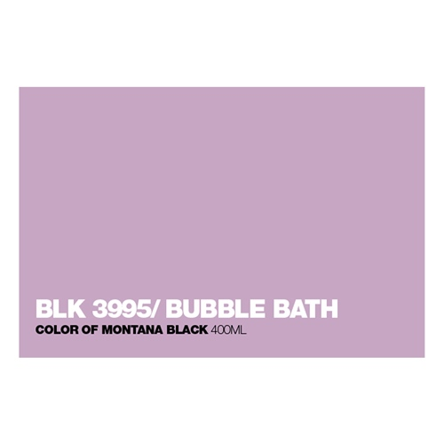 Graffiti Sprühdose BLK3995 Bubble Bath