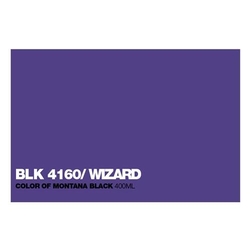 Graffiti Sprühdose BLK4160 Wizard