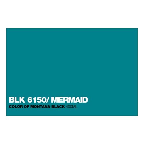 Graffiti Sprühdose BLK6150 Mermaid