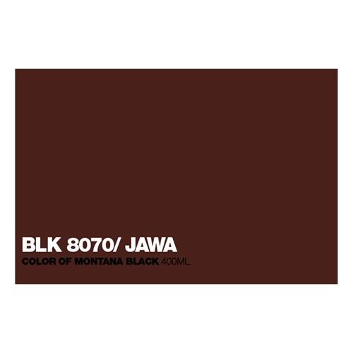 Graffiti Sprühdose BLK8070 Jawa