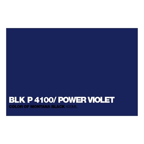 Graffiti Sprühdose P4100 Power Violet