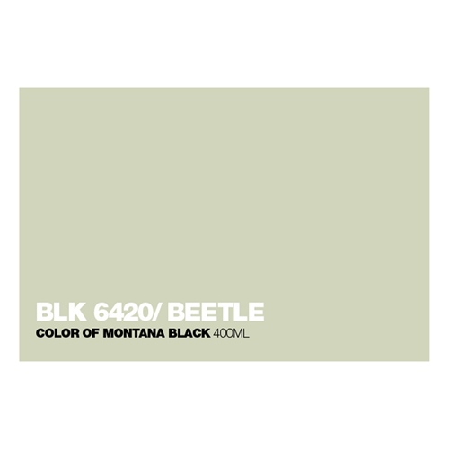 Graffiti Sprühdose BLK6420 Beetle
