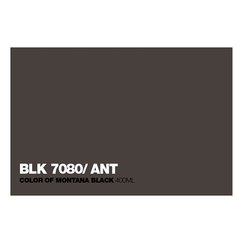 Graffiti Sprühdose BLK7080 Ant
