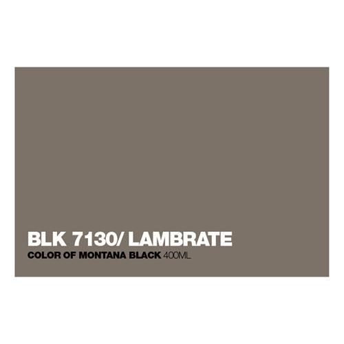 Graffiti Sprühdose BLK7130 Lambrate
