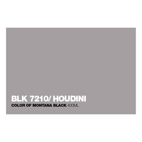 Graffiti Sprühdose BLK7210 Houdini