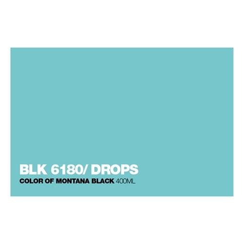 Graffiti Sprühdose BLK6180 Drops