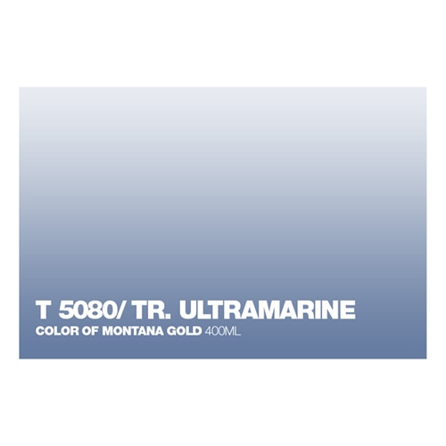 Graffiti Sprühdose T5080 U.marine