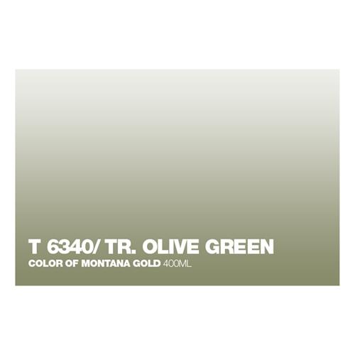 Graffiti Sprühdose T6340 Olive Green