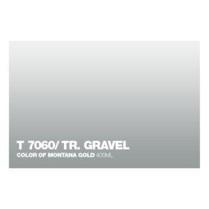 Graffiti Sprühdose T7060 Gravel